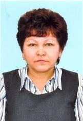Гордеева Лиля Хажмухаметовна