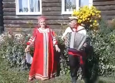 """Рубрика """"А песня русская жива..."""""""