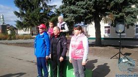 Районный легкоатлетический кросс на призы ветерана спорта Прокина П.С.