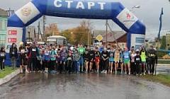 Традиционный Республиканский легкоатлетический пробег Ардатов-Баево