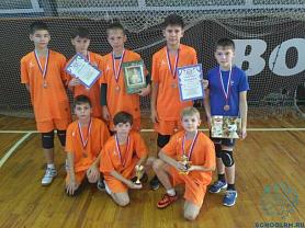 Всероссийский турнир по волейболу