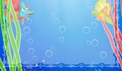 """Сковородникова Н. А. Фрагмент НОД с детьми старшей группы по аппликации """"Рыбки в аквариуме"""""""