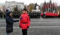 Парад Памяти «Оружие победы» (2018г, GTRK Mordovia)