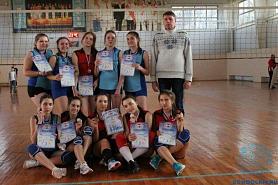 Первенство Республики Мордовия по волейболу среди обучающихся 2001-2003 г.р.