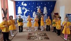 """Открытое занятие """"На ярмарке народных инструментов"""", провела музыкальный руководитель Пензева Л.Е."""