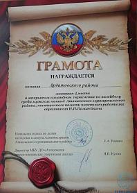 Открытое командное первенство Атяшевского района по волейболу среди мужских команд, памяти  Почетного работника образования Н.Н. Пелагейкина