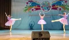 Бурмистрова Алла – победительница Международного хореографического фестиваля-конкурса «GRAND DANCE FESTIVAL 2019»
