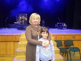 Концерт Пелагеи в Саранске