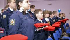 В Саранске стало больше на один кадетский класс