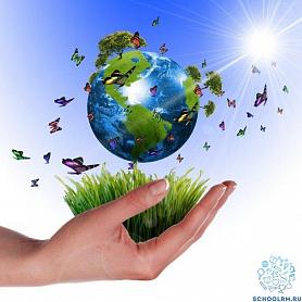 """""""Здоровье планеты в наших руках"""""""