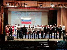 Традиционный межрегиональный турнир по боксу в п. Сурское Ульяновской области
