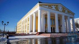 В Государственном русском драматическом театре