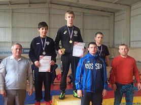 Республиканский турнир по вольной борьбе, памяти Г.М.Белоусова