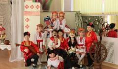 """Танцевальный коллектив """"Тяштеня"""""""