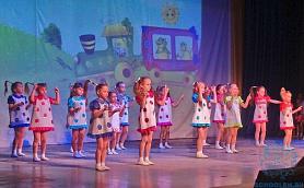 VI Муниципальный конкурс хореографических коллективов «Танцевальный фейерверк»