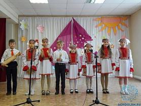 """Отчетный концерт воспитанников Центра """"Тяштеня"""" """"Волшебная планета"""""""