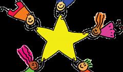 """Импровизационно-игровая часть занятия хореографического кружка """"Ассорти""""  Руководитель Вишнякова С.А."""