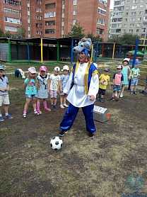 «День русских народных игр и забав»