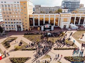 «Пушкинская осень» в Саранске: Наши ученики приняли участие в фестивале «Я музу посвятил»