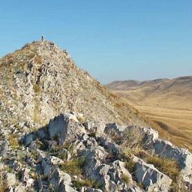 Неизведанное Поволжье 3.0: хребет Карамурунтау