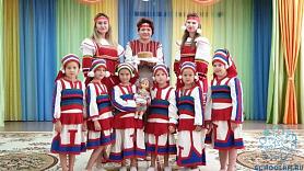 Приобщение детей к национальным традициям народов, проживающих в Мордовии!