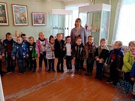Увлекательная экскурсия в Детскую школу искусств.