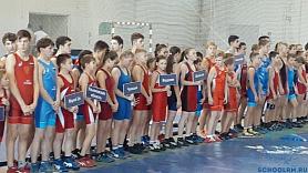 Всероссийский турнир по вольной борьбе в г. Тольятти Самарской области