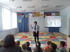 Конкурс знаний ПДД в детском саду
