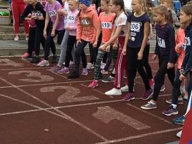 Республиканские соревнование по легкой атлетике в п.Ромоданове