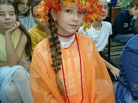 Праздник Осени в Художественной школе № 4
