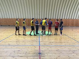 Товарищеская встреча по футболу, посвященная празднику День народного единства