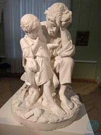Мир искусств в музее