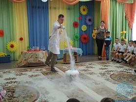 Экспериментальная деятельность в детском саду