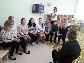 Семинар-практиткум для воспитателей ДОО (художественно -эстетическое развитие)