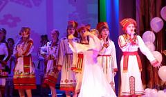 Концерт, посвящённый 65-летнему юбилею гимназии
