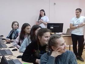 Занятия по программе дополнительного образования