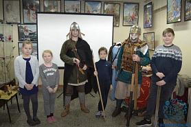 Путешествие в эпоху викингов