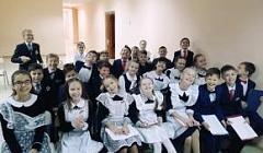 """Концерт в 5 """"А"""" классе, посвященный Дню Матери"""