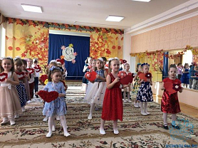 """Фотоотчет с праздника """"День матери!"""""""