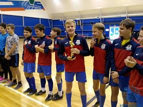 """Юные футболисты Рузаевки - третьи на """"Изумрудном кубке"""
