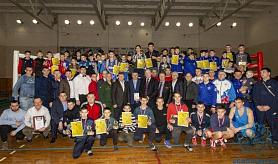 Республиканский турнир по боксу, посвященный памяти воинов и сотрудников силовых ведомств Республики Мордовия, погибших при исполнении служебного долга в локальных войнах и военных конфликтах