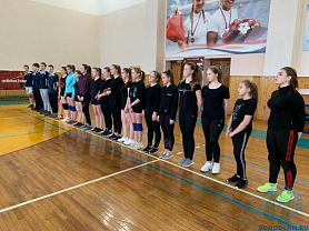 Рождественский турнир по волейболу среди обучающихся Ардатовской ДЮСШ