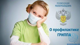 Здоровый образ жизни как профилактика гриппа и ОРВИ