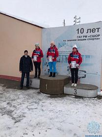 Чемпионат Республики Мордовия по лыжным гонкам