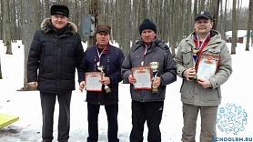 Республиканские соревнования по лыжным гонкам памяти В.А. Кечкина