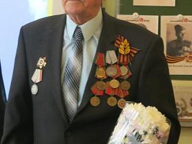«Спасибо скажем ветеранам за то, что Родину спасли»