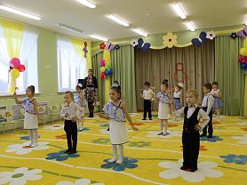 8 марта -праздник в детском саду