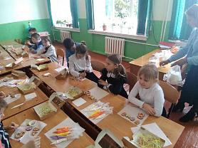 Мастер-класс по росписи имбирных пряников