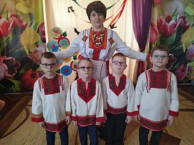 Сценарий праздника «День Жаворонков»