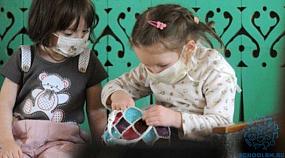 В городских детских садах на период нерабочей недели будут созданы дежурные группы